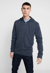 Only & Sons - ONSWINSTON ZIP HOODIE - Sudadera con cremallera - dress blues - 0