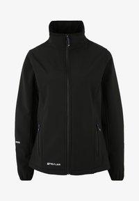 Whistler - MIT WASSERDICHTER ZWISCHENMEMBRAN - Soft shell jacket - black - 4