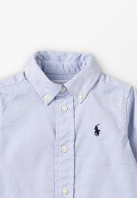 Polo Ralph Lauren - PINPOINT OXFORD CUSTOM FIT BABY - Overhemd - blue - 4