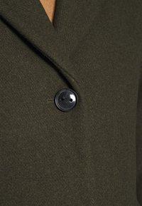 Modström - PAMELA COAT - Classic coat - dark army - 6