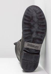 Replay - EVY - Cowboy/biker ankle boot - black - 6