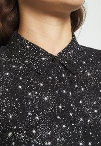 Mavi - PRINTED DRESS - Maxi-jurk - black - 5