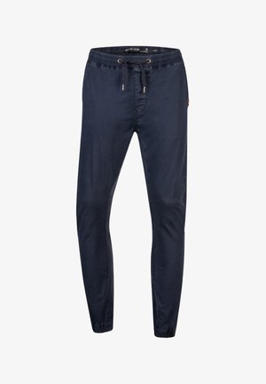 FIELDS - Trousers - navy