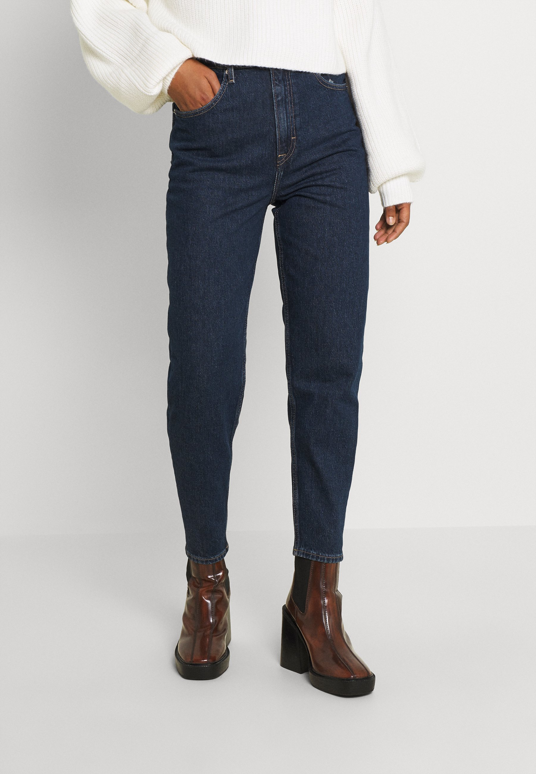 Women MOM UHR - Jeans Tapered Fit