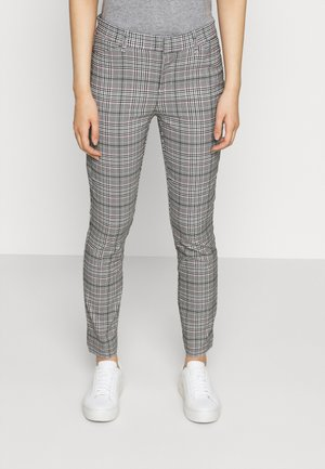 ANKLE BISTRETCH - Pantaloni - grey