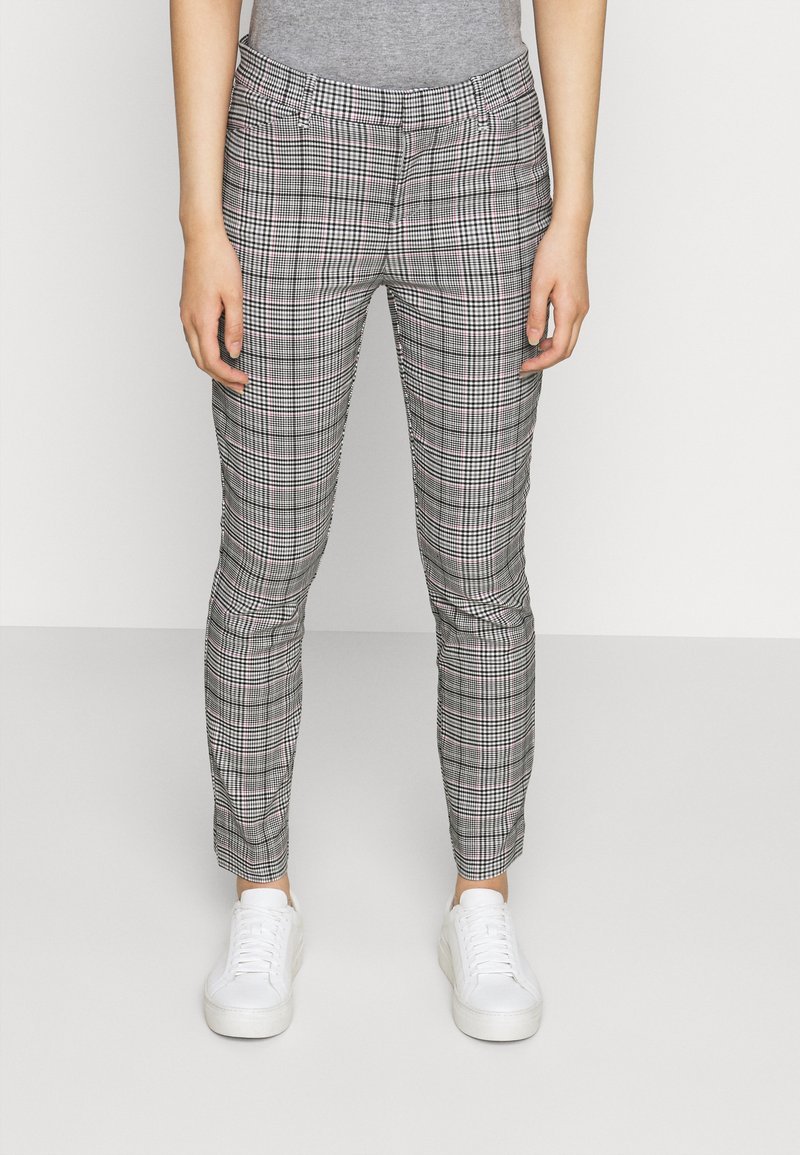 GAP - ANKLE BISTRETCH - Pantaloni - grey