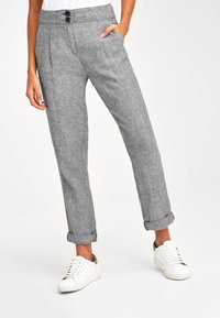 Next - Trousers - grey - 0