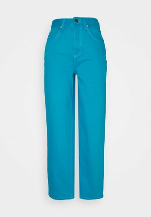 MODERN BOYFRIEND - Relaxed fit jeans - turquoise