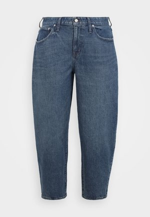 BALLOON MEDIUM - Relaxed fit jeans - corson