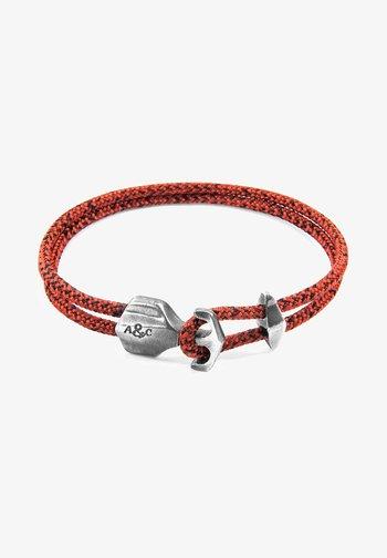 DELTA ANCHOR - Bracelet - red
