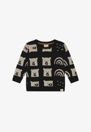 RAIN BEAR - Sweater - black