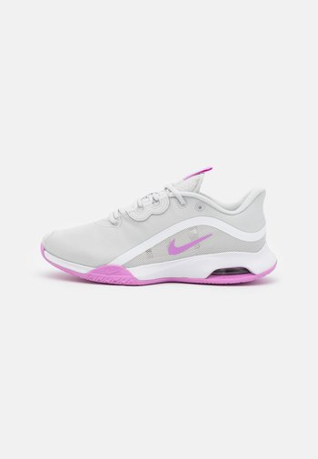 AIR MAX VOLLEY - Zapatillas de tenis para todas las superficies - photon dust/fuchsia glow/white