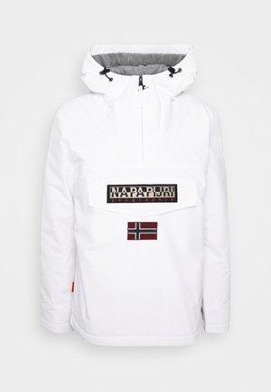 RAINFOREST WINTER - Winter jacket - brightwhite