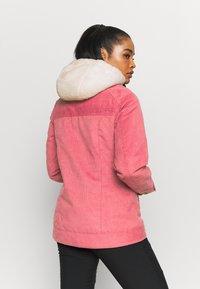 Brunotti - TESSA WOMEN SNOWJACKET - Snowboard jacket - pink grape - 3