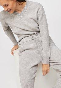 OYSHO - Pyžamový spodní díl - grey - 4