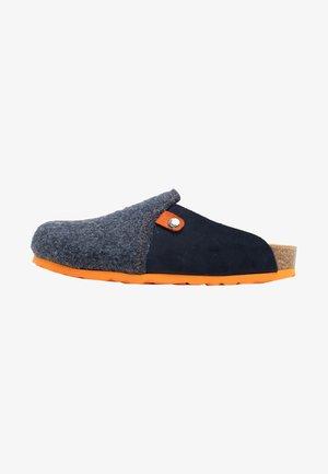 Clogs - navy