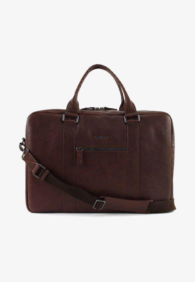 MOUNT MCKINLEY  - Weekend bag - dark brown