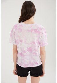 DeFacto - DISNEY - Print T-shirt - pink - 2