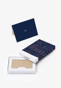 Zalando - XMAS - Lahjakortti laatikossa - blue - 0