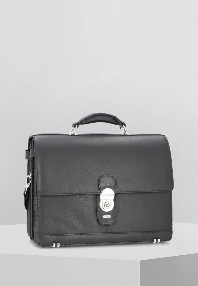 MONZA - Briefcase - black