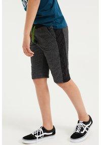 WE Fashion - Shorts - grey - 1