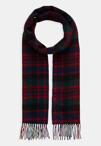 Barbour - NEW CHECK TARTAN SCARF - Scarf - blue/green - 1
