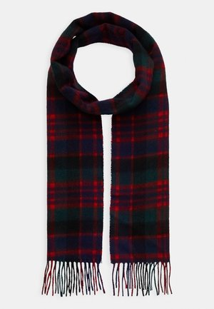 NEW CHECK TARTAN SCARF - Scarf - blue/green