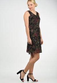 Blendshe - CHARLY - Day dress - black print - 3