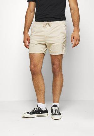 BAXTER - Shorts - stone