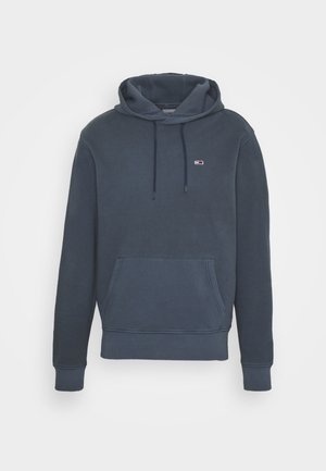 WASHED BASKETBALL HOODIE - Sweatshirt - black