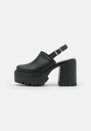 BROKE - Platåsko - black