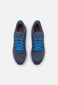 Nike Performance - REVOLUTION 5 - Neutral running shoes - thunder blue/black/grey fog/light photo blue/dark pony - 3