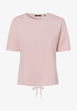 T-shirt basic - peach sorbet
