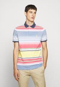 Polo Ralph Lauren - BASIC - Polo shirt - french blue/multi - 0