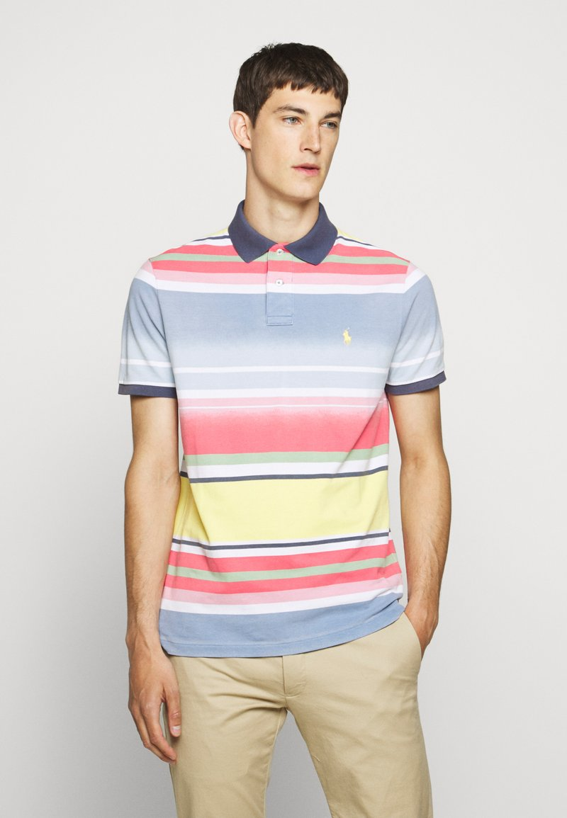 Polo Ralph Lauren - BASIC - Polo shirt - french blue/multi