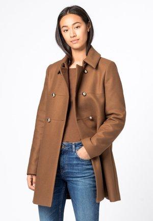 Short coat - haselnuss