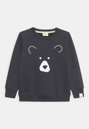 BEAR FACE - Sweater - charcoal