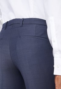DRYKORN - FOOT - Oblekové kalhoty - dark blue - 3