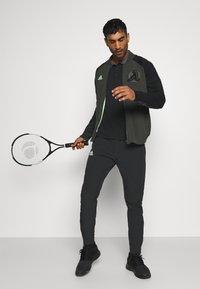 adidas Performance - Verryttelyhousut - black - 1