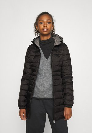 ONLNEWTAHOE QUILTED COAT  - Wintermantel - black
