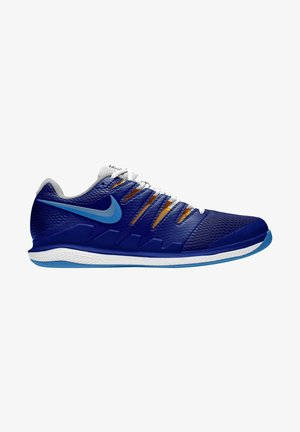 Carpet court tennis shoes - hellblau (299)