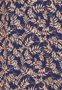 IVY & OAK - NOCCIOLO - Maxi skirt - dusty ink fern - 6