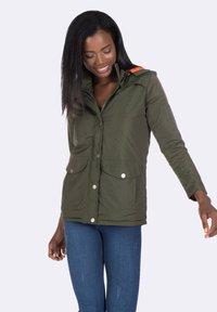 Felix Hardy - Light jacket - khaki - 3