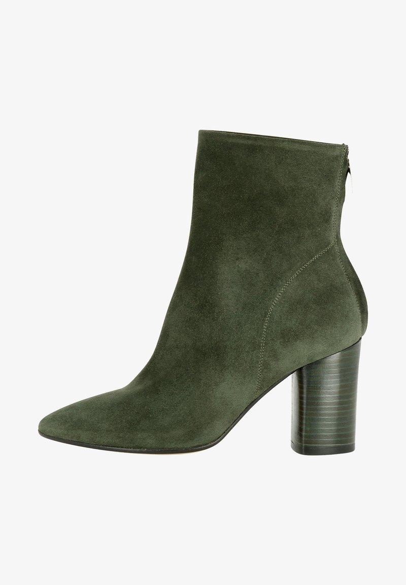 Evita - Classic ankle boots - dunkelgrün
