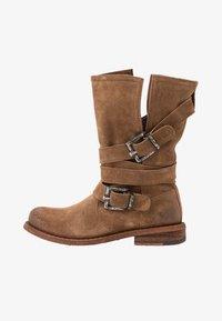 Felmini Wide Fit - GREDO - Cowboy/Biker boots - momma - 1