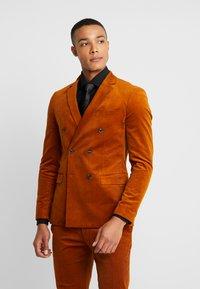 Topman - Jakkesæt blazere - caramel - 0