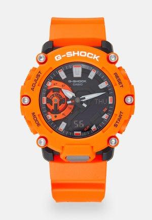 GA-2200 UNISEX - Digitální hodinky - orange