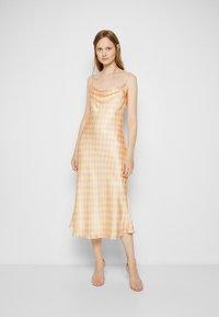 Olivia Rubin - AUBREY - Cocktail dress / Party dress - pink/yellow - 0