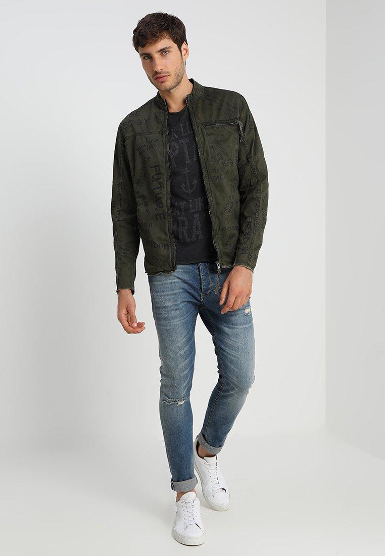 Men BE THEO EDD - Summer jacket