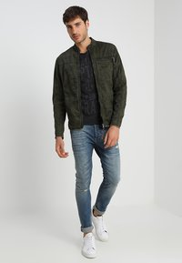 Be Edgy - BE THEO EDD - Summer jacket - khaki - 1